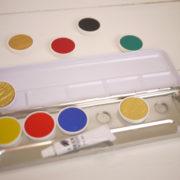 FineTec watercolor metal pallet