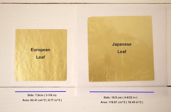 Compare size