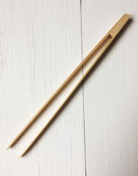 Bamboo Tweezers L size
