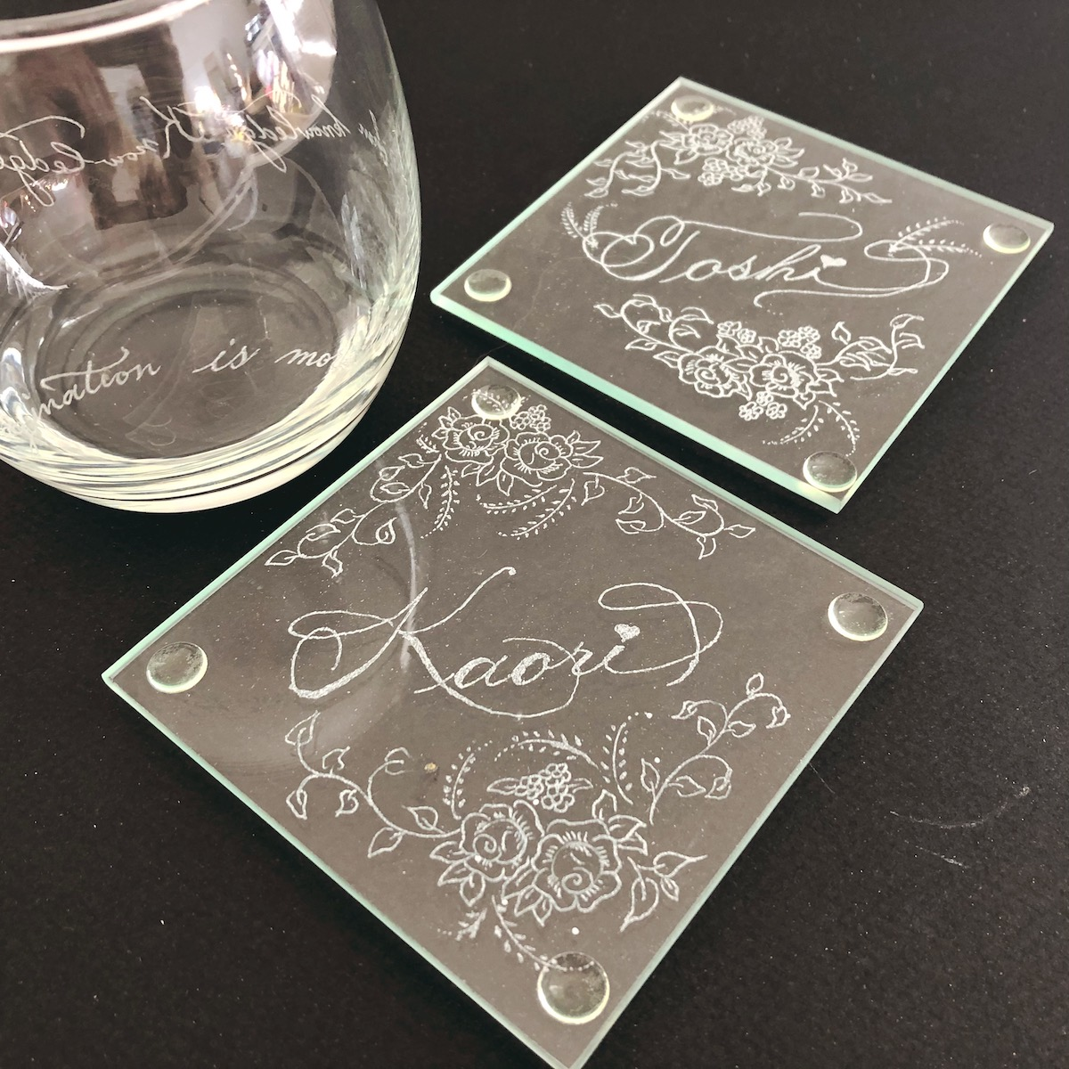 Engraving samples 2